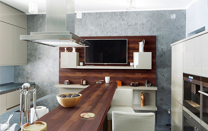 Blat kuchenny akacja parzona, fot.: DLH