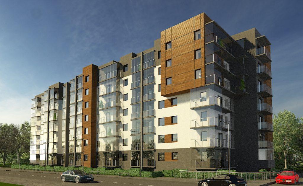 Nowe mieszkania naBemowie