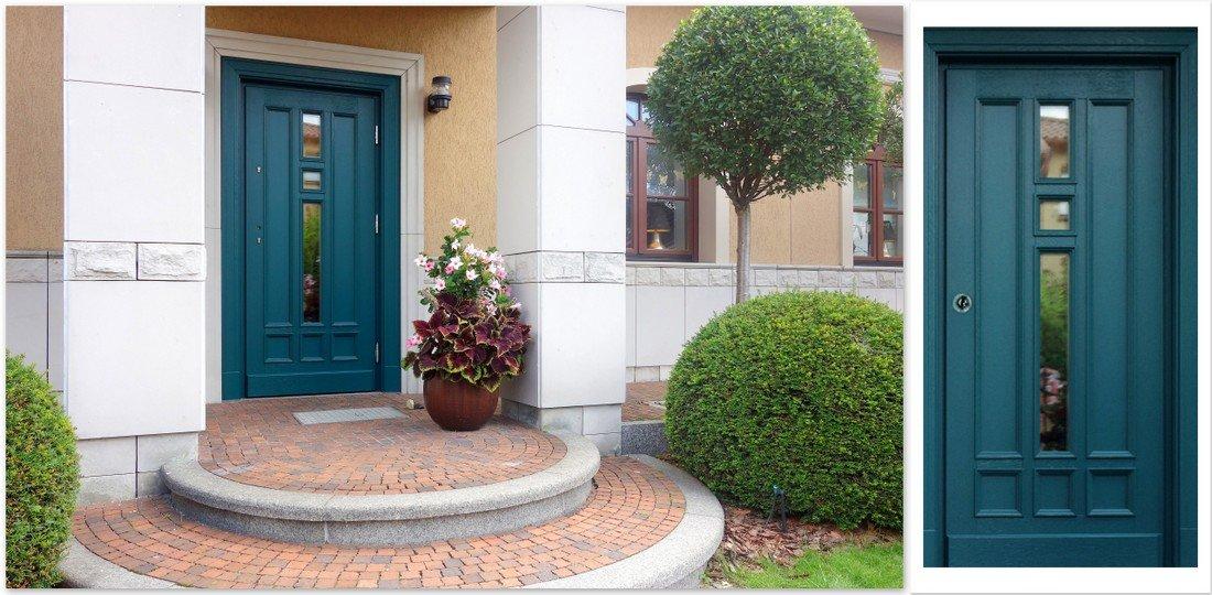 Drzwi drewniane i alternatywy