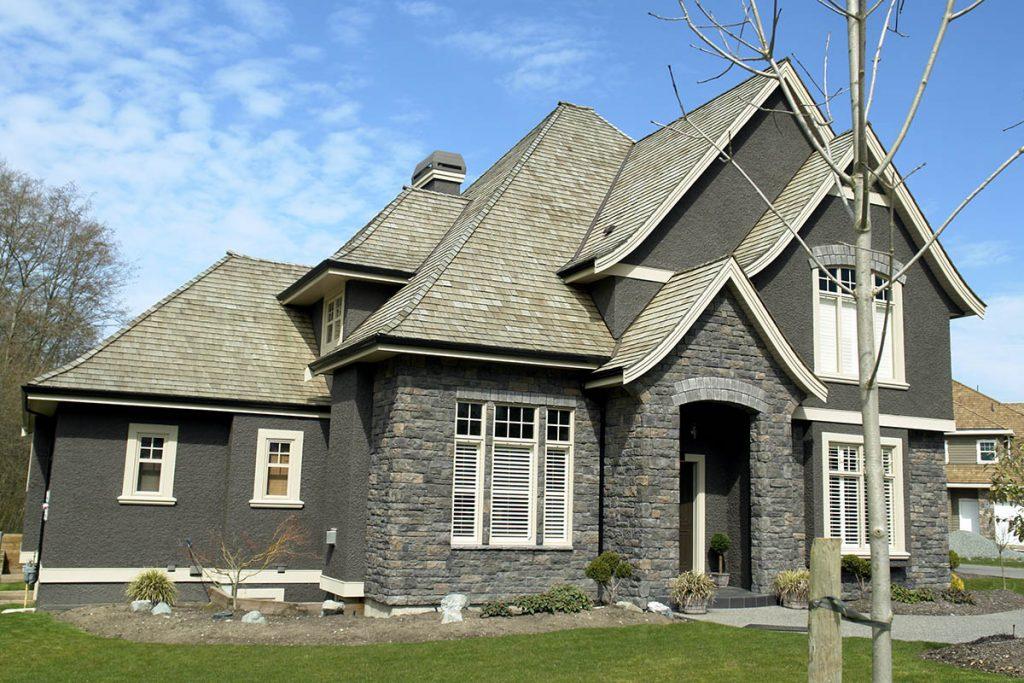 Większy dom czyogród?