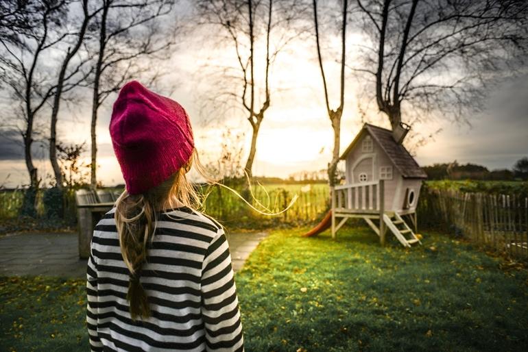 Domek ogrodowy dla dzieci – idealny prezent naMikołaja!