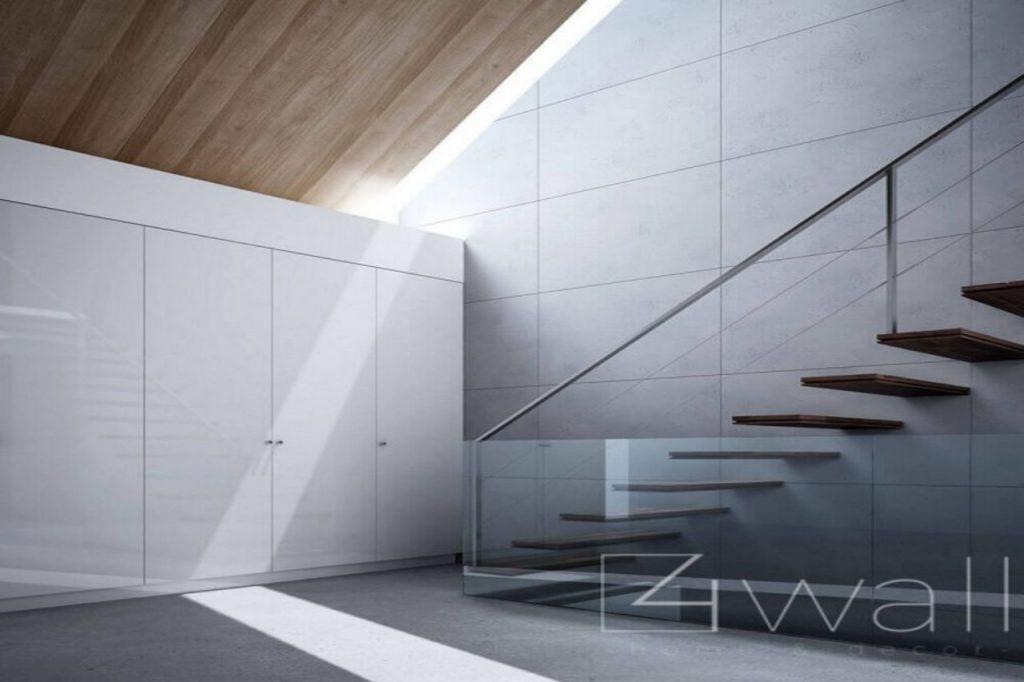 Pomysły nawykorzystanie paneli betonowych