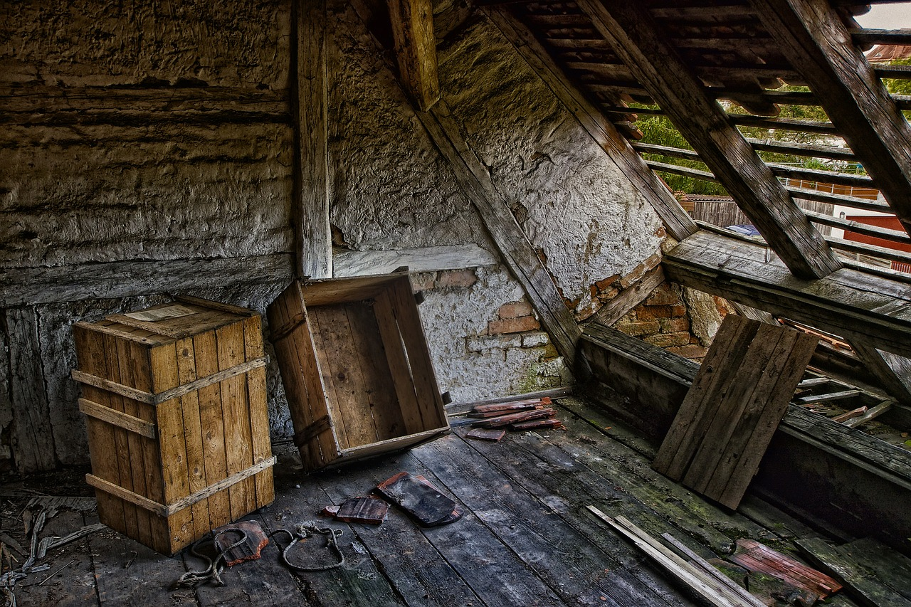Zakup starego domu